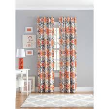 your zone ikat bedroom curtain panel walmart com
