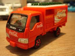 1/64 Die-cast Toy Cars....: Tomica - Isuzu Elf Coca-Cola Truck 164 Diecast Toy Cars Tomica Isuzu Elf Cacola Truck Diecast Hunter Regular Cocacola Trucks Richard Opfer Auctioneering Inc Schmidt Collection Of Cacola Coca Cola Delivery Trucks Collection Xdersbrian Vintage Lego Ideas Product Shop A Metalcraft Toy Delivery Truck With Every Bottle Lledo Coke Soda Pop Beverage Packard Van Original Budgie Toys Crate Of Coca Cola Wanted 1947 Store 1998 Holiday Caravan Semi Mint In Box Limited