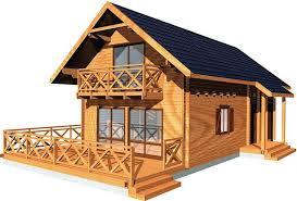 les maisons en bois en madriers paroi de roumanie