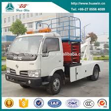 100 New Tow Trucks For Sale Design 4ton Wrecker Body Dongfeng 4x2 Flatbed Wrecker Ing