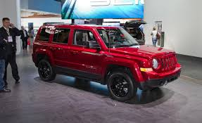 Jeep Patriot Starring A Cartoon