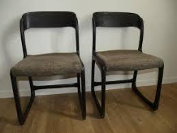 chaise traineau baumann chaises baumann par laboitearetro