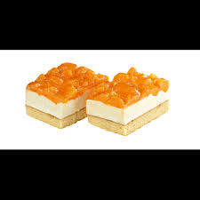 horeca select blechkuchen käse mandarine tiefgefroren