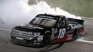 NASCAR Trucks: Noah Gragson Holds Off His Boss, Kyle Busch, For ...