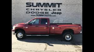 100 Used Dodge Truck SOLD 9402 2007 USED DODGE RAM 3500 59L CUMMINS DIESEL REVIEW FOND