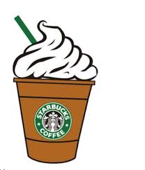 Starbucks Drawing Frappe Vector 118634396