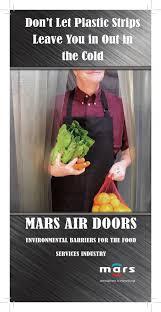 Mars Air Curtains Canada by Mars Air Systems