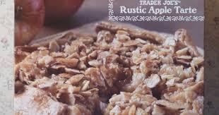 Trader Joes Rustic Apple Tarte