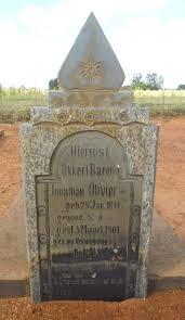 100 Ockert Barend Jonathan Olivier 1847 1901 Genealogy