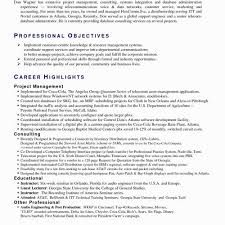 Resume Summary Ideas Astonishing Examples For Technical Support New Example