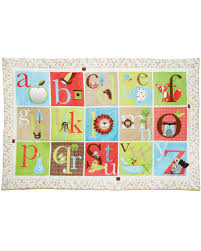 Alphabet Zoo Baby Mega Playmat