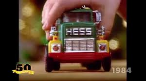 100 Hess Truck Toy 50th Anniversary 2014 YouTube
