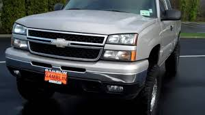 100 2006 Chevy Trucks For Sale SOLDLifted Chevrolet Silverado 1500 Extended Cab 4X4 Art