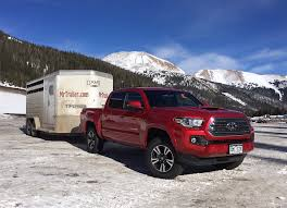 Can The 2016 Toyota Tacoma Tow Better Than The 2015 Tacoma On The ... Mitsubishi L200 Offers 35tonne Towing Capacity Myautoworldcom Thursday Thrdown Fullsized 12 Ton Pickup Trucks Carfax The Ford F150 Canadas Favorite Truck Mainland 10 Tough Boasting The Top Towing Capacity 2016 Toyota Tacoma Vs Tundra Chevy Silverado Real World Nissan Titan Xd V8 Platinum Reserve First Test Review Motor Towing Car Picture Update 6 Most Hightech Trucks Coming In 2017 Business Insider A Travel Trailer With A Cyl 4 Runner Traveler Reviews And Rating Trend Road 2015 Crewmax 44 Medium Duty Work Info