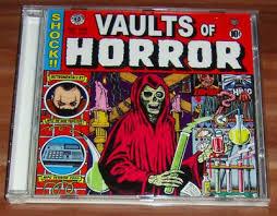 Vaults Of Horror Vol 1 Diabolical Prod Rare The Vault