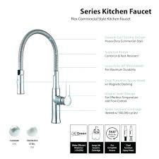 Peerless Kitchen Faucet Manual by Kitchen Sink Faucets Parts U2013 Ningxu