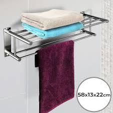 möbel wohnen handtuchablage wandhandtuchhalter