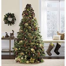 Kmart Christmas Tree Skirt by 80 Pc Golden Radiance Theme Complete Tree Decorating Kit Kmart