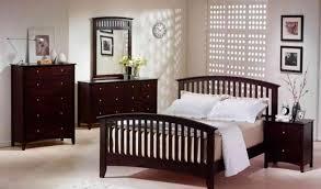 Dark Furniture Bedroom 19 And Light Walls Wood