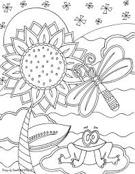 For Kids Download Free Printable Doodle Art Coloring Pages 30 With Additional Books