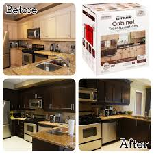 Rustoleum Cabinet Refinishing Kit From Home Depot by Kitchen Rustoleum Cabinet Transformations Rustoleum Cabinet