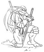Leonardo From Ninja Turtles
