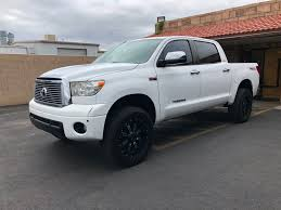 100 Lifted Trucks For Sale In Az 2010 Used Toyota Tundra 2010 Toyota Tundra CrewMax 4x4 WTRD Offroad