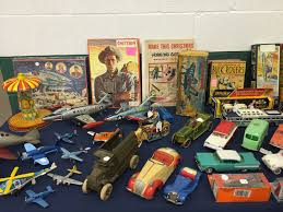 Martin Grams: The Value Of Antique Toy Shows