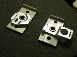 Double Traverse Curtain Rod Center Open by Standard White Traverse Rod Parts Brackets Supports Etc