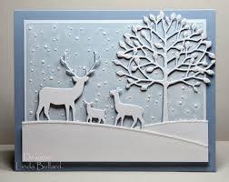 Winter Cards 25 Best Ideas On Pinterest 3d Christmas