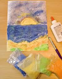 Make A Summery Sandy Seascape