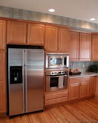 Kitchen Soffit Design Ideas by Pictures Of Kitchens Traditional Light Wood Kitchen Cabinets