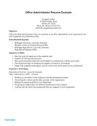 Example Of Resume For College Students With No Experience Good And Bad Examples Job Template High School