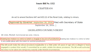 Cal Grant Income Ceiling 2014 by California Democrats Legalize Child Prostitution Liberty Headlines