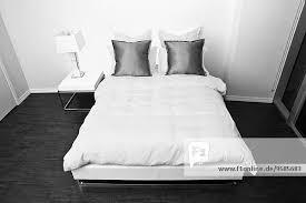 hoch oben nacht schlafzimmer bett ansicht flachwinkelansicht