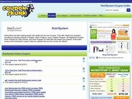 How To Use NutriSystem Coupons And Promo Codes