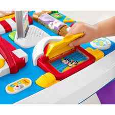 Fisher-Price Laugh & Learn Around The Town Learning Table ... 1987 Fisher Price Farm Toy Youtube Fisherprice Laugh Learn Jumperoo Walmartcom Amazoncom Bright Starts Having A Ball Cluck And Barn Fun Sounds Demo Little People Vintage Learningactivity Table Lego With Learning Basketball Animal Friends Toys Games Toysrus Vintage Sound Activity Center Mini My First