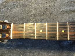 The Only Concern Really Is Fret Wear And I Was Able To Remove Most Of It