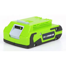 Greenworks 24-Volt G24 2.0ah Battery-GW29842 - The Home Depot Amazoncom Rally 10 Amp Quick Charge 12 Volt Battery Charger And Motorhome Primer Motorhome Magazine Sumacher Multiple 122436486072 510 Nautilus 31 Deep Cycle Marine Battery31mdc The Home Depot Noco 26a With Engine Start G26000 Toro 24volt Max Lithiumion Battery88506 Saver 236524 24v 50w Auto Ub12750 Group 24 Agm Sealed Lead Acid Bladecker 144volt Nicd Pack 10ahhpb14