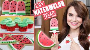 Nerdy Nummies Halloween Cupcakes by Diy Watermelon Treats Youtube