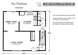 This Dutchess Two Story Floor Plan Offers A House With Three Bedrooms One Dining Room Living And Spacious Kitchen