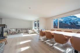 4 5 room apartment for sale in the middle of st moritz