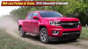 Mid-size Pickup Of Texas: 2015 Chevrolet Colorado - TestDriven.TV The Top Five Pickup Trucks With The Best Fuel Economy Driving General Motors Experimenting With Mild Hybrid System For Pickup Used 2015 Gmc Sierra 1500 Slt All Terrain 4x4 Crew Cab Truck 4 Chevy And Pickups Will Have 4g Lte Wifi Built In Volvo Xc90 Rendered As Truck From Your Nightmares Toyota Tacoma Trd Pro Supercharged Review First Test Review Chevrolet Silverado Ls Is You Need 2500hd For Sale Pricing Features Diesel Trucks Sale Cargurus 52017 Recalled Due To Best Resale Values Of Autonxt
