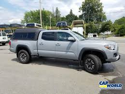 Fiberglass Truck Caps | Cap World