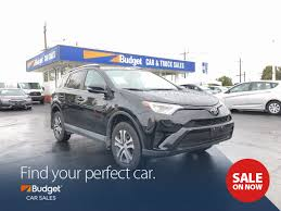 2017 Toyota RAV4 Intelligent All Wheel Drive, Bluetooth, Low Kms ...