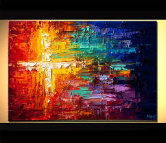 colorful painting best 25 colorful abstract ideas only on