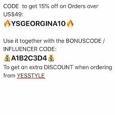 ▷ @yesstylecoupon - Coupon Codes For Yesstyle - 15 ... Coupon Codes For Yesstyle Yesstylecoupon 15 Off With The Yesstyle Reward Code Bgta8w Happy Shopping Guys Make Shipping Fun Things To Do In Chicago For Couples Yesstylecoupons Instagram Post Hashtag Couponsavings 34k Posts Photos Videos Youtube Coupons 100 Workingdaily Update Calyx Corolla Coupon Code Qdoba Coupons Nov 2018 Competitors Revenue And Employees Owler Company Tmart Com Home Depot Discount Online Industry Print Shop Mpg Hypervolt Massage Grove Collaborative
