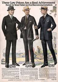 Mens Suits During This Time Period Were More Fitted Through Out Mostly Due To Limited Fabric Availability From The War