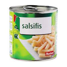 cuisiner salsifis en boite salsifis auchan 250g simply market