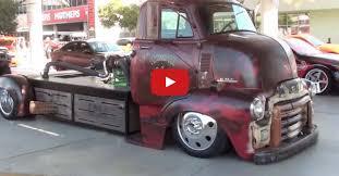 100 Mid Engine Truck INSANE Rat Rod Turbo Diesel Speed Society